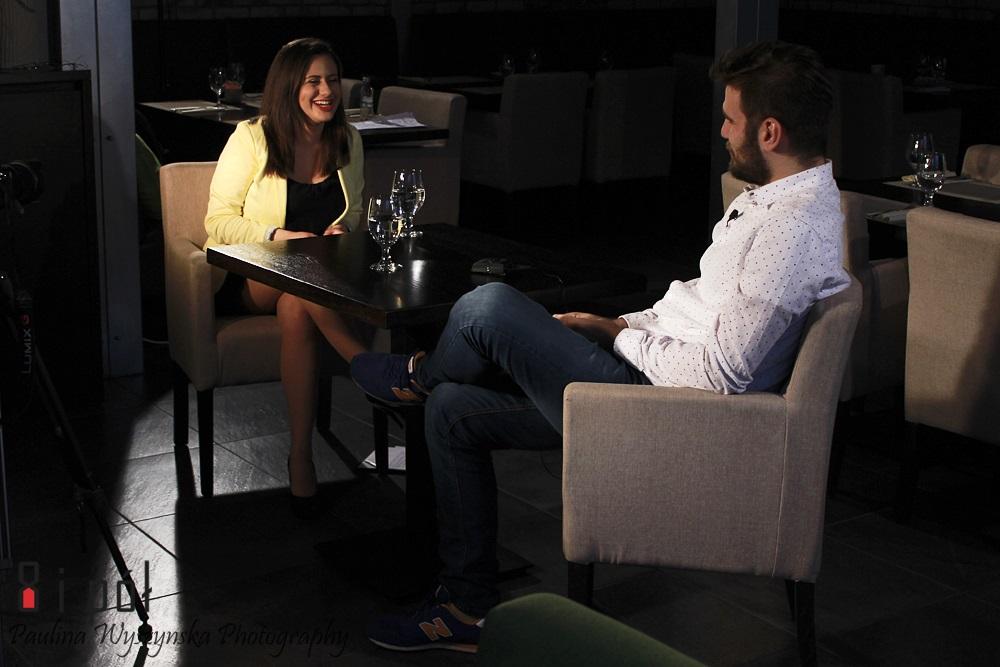 Kuba Jankowski i Katarzyna J. Markiewicz. Wywiad dla 8ipół