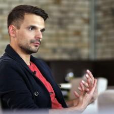 Sebastian Cybulski: Jestem artystą i nie wstydzę się o tym mówić